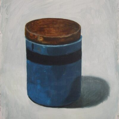 Blue canister 2020