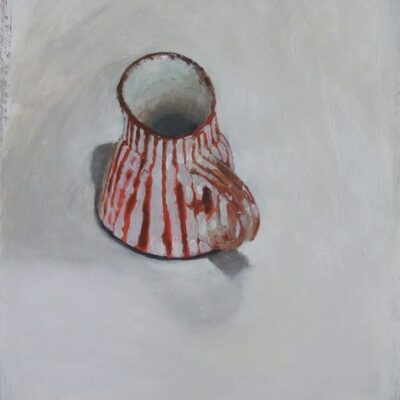 Little stripey jug #2 2020