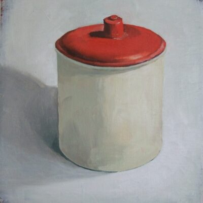 Red cannister #2 2020